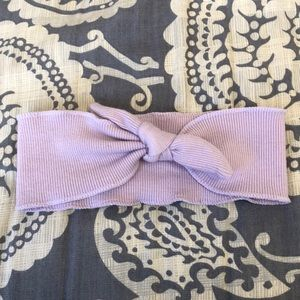 💜American Eagle Headband- Lavender